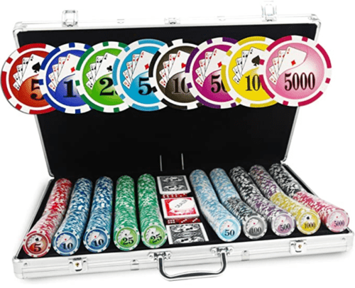 Valigetta Poker Poker Royal Flush 1000 fiches